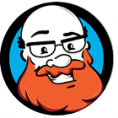 bearded meeple