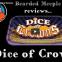 Bearded Meeple Reviews Dice of Crowns